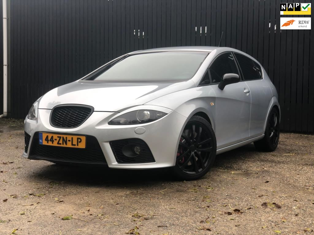 Seat Leon occasion - De Graaf Automotive