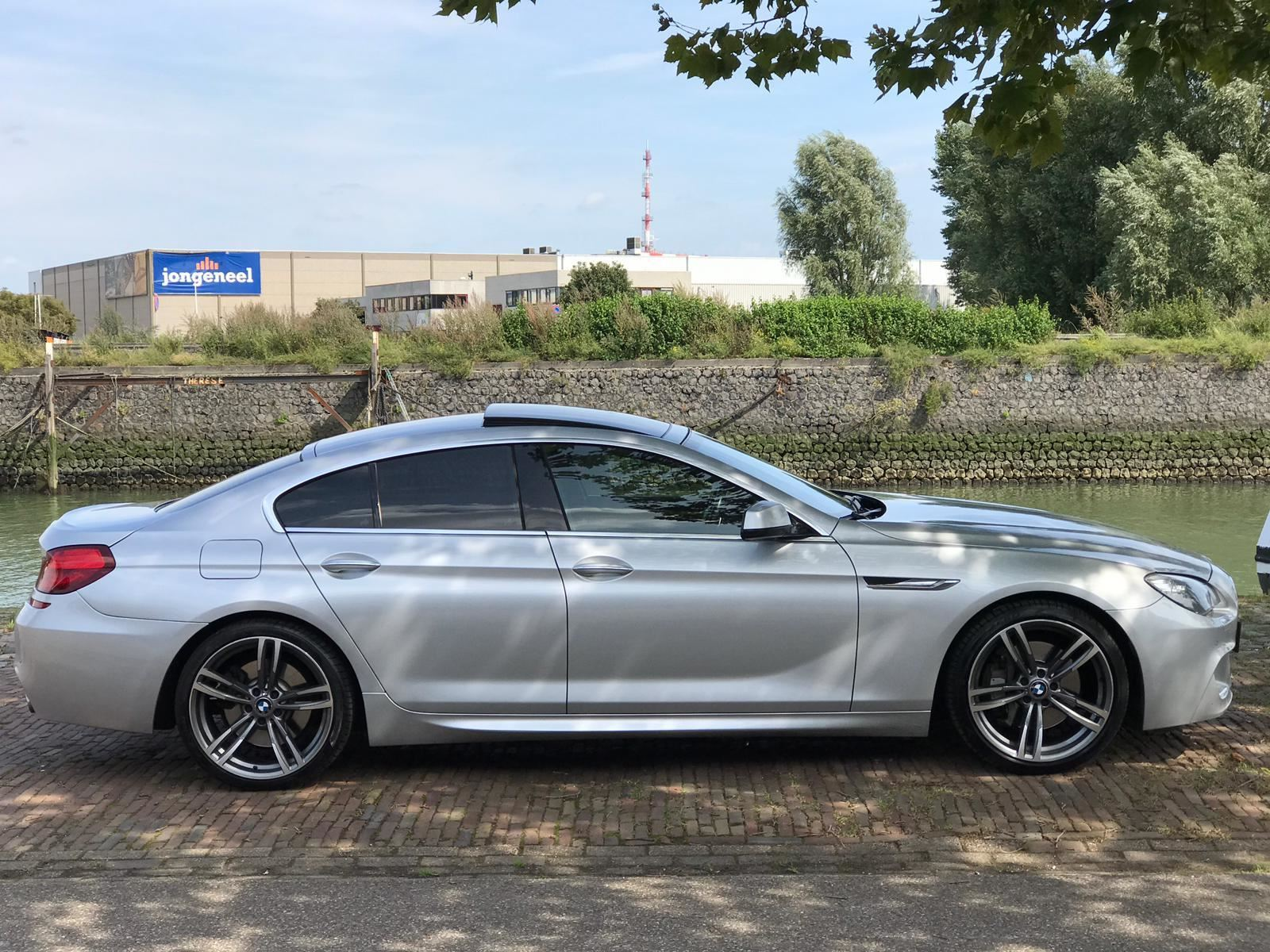 BMW 6-Serie Gran Coupe occasion - Styl Cars