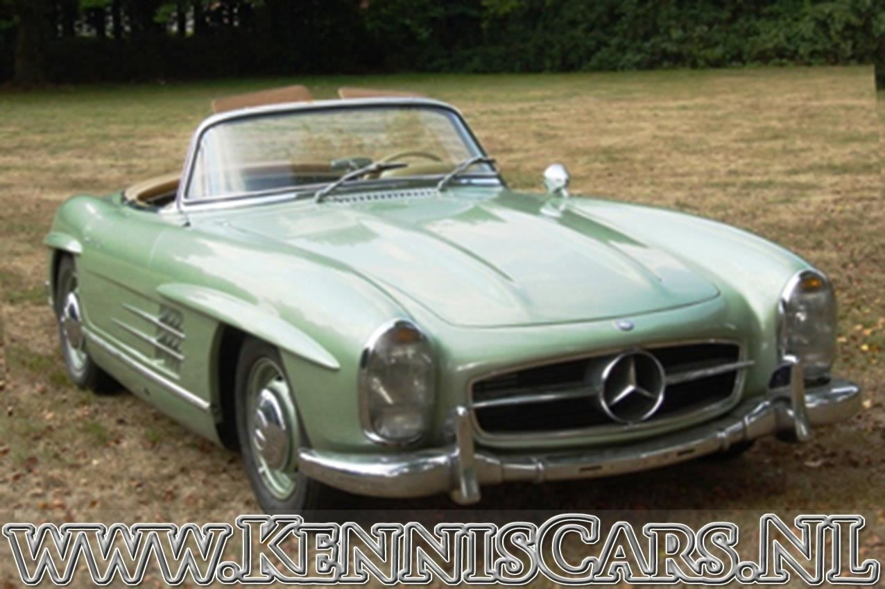Mercedes-Benz 1958 300 SL occasion - KennisCars.nl