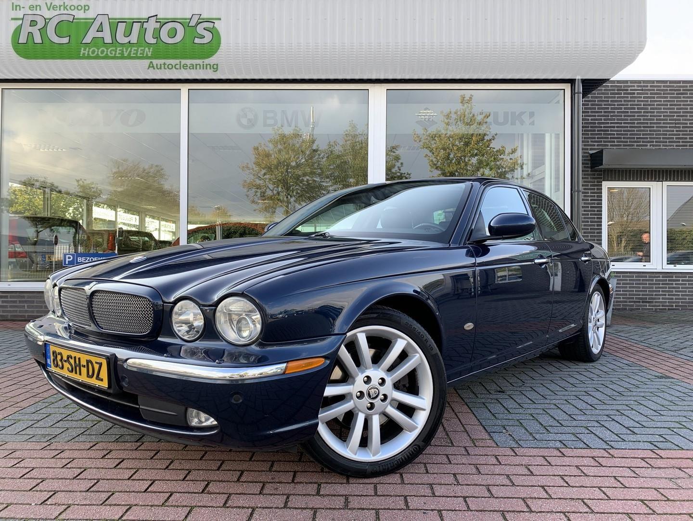 Jaguar XJ occasion - RC Auto's Hoogeveen