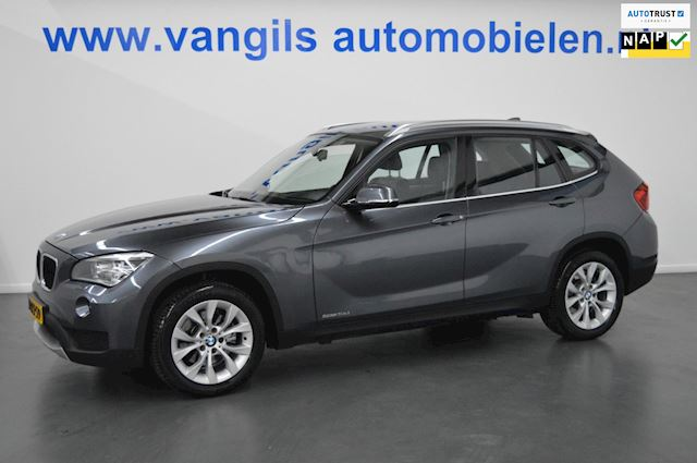BMW X1 1.6d sDrive Chrome Line AUTOMAAT