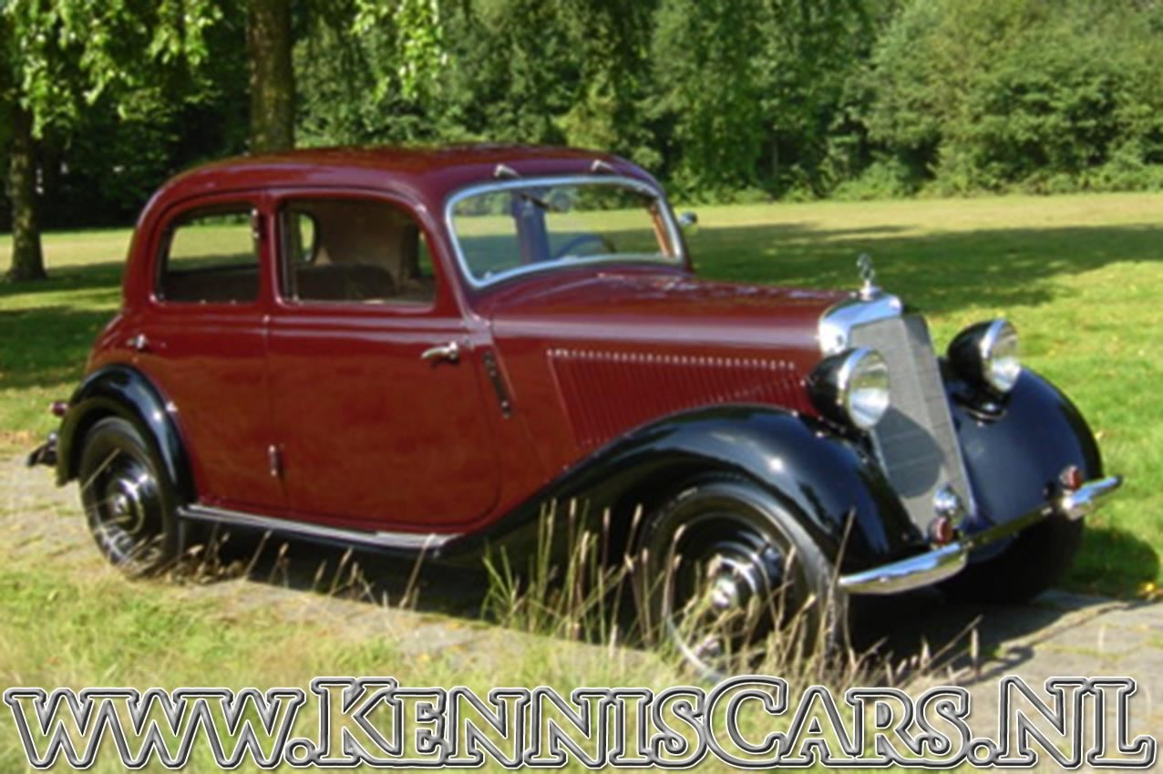 Mercedes-Benz 1938 170 VA occasion - KennisCars.nl