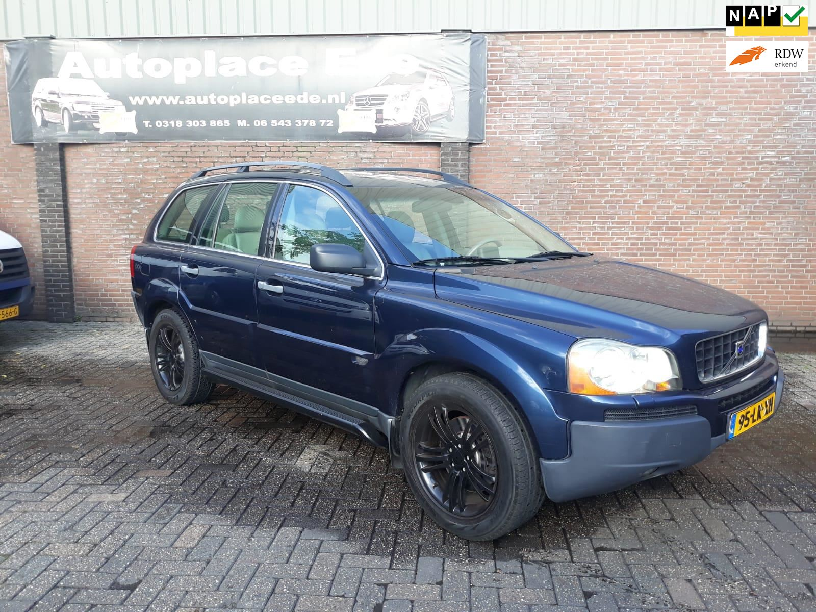 Volvo XC90 occasion - autoplaceede
