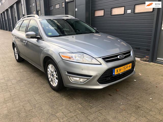 Ford Mondeo Wagon occasion - Pascal Traa