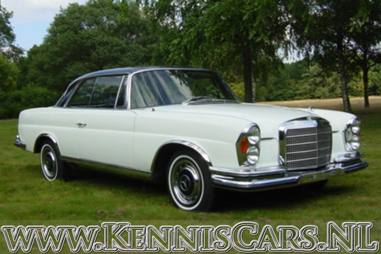 Mercedes-Benz 1971 280 SE 3.5  serie-111 occasion - KennisCars.nl