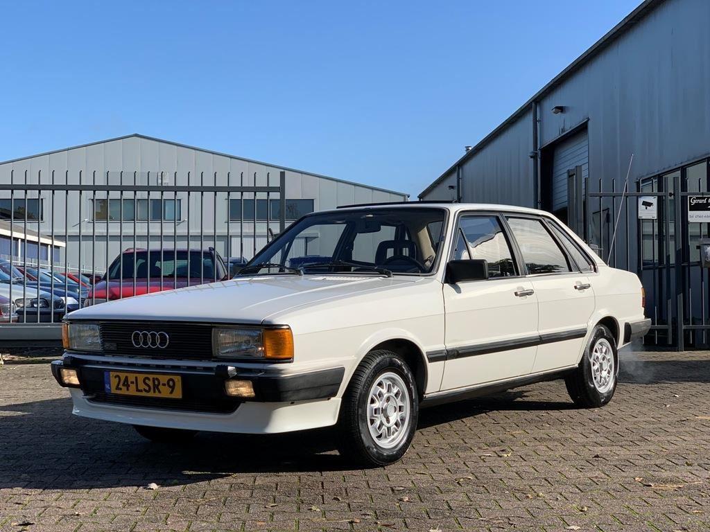 Audi 80 occasion - Gerard Kramer Klassiekers
