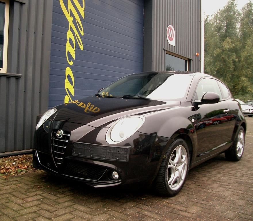 Alfa Romeo MiTo occasion - ALFA AS