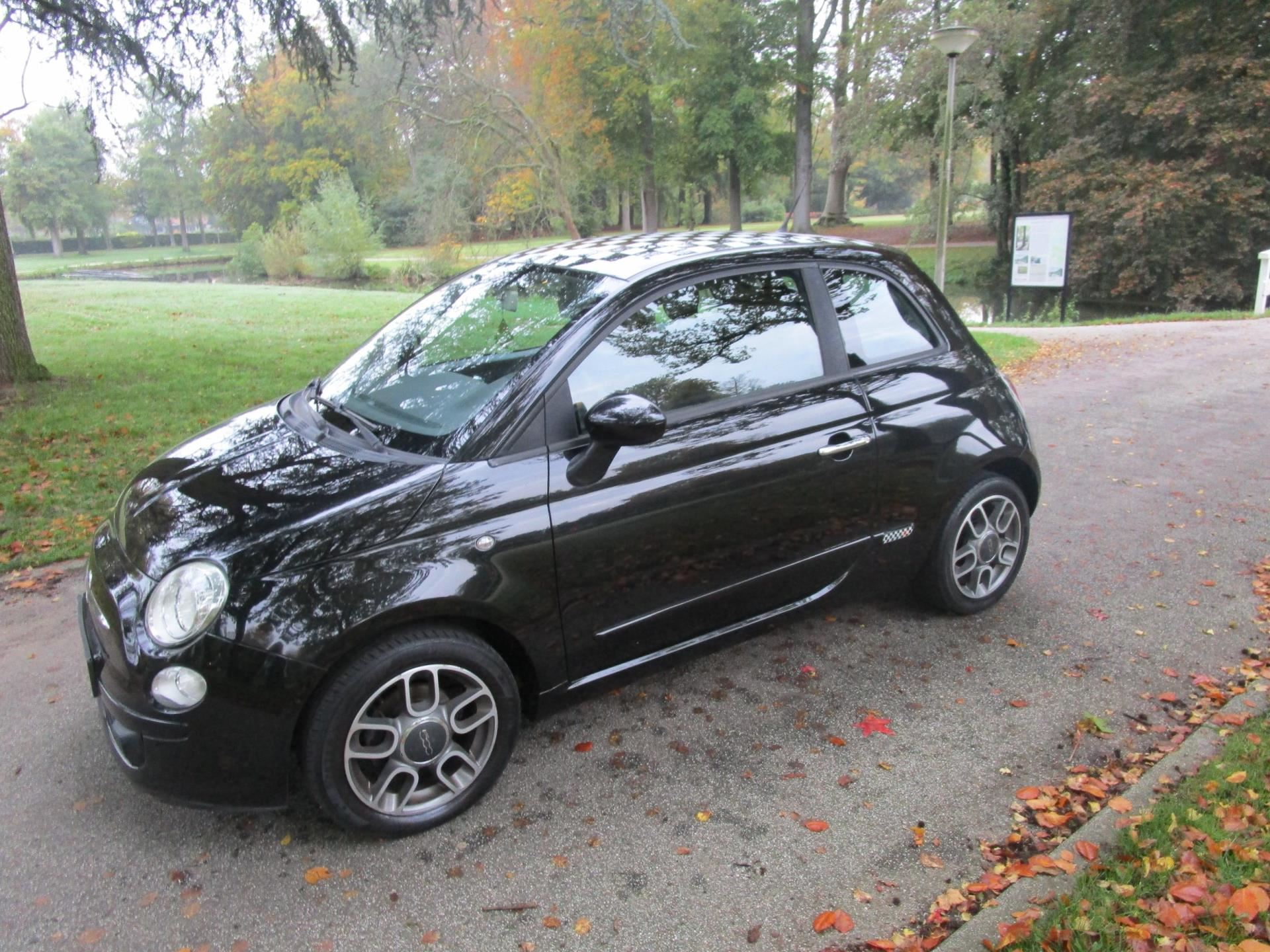 Fiat 500 occasion - Auto Tewes