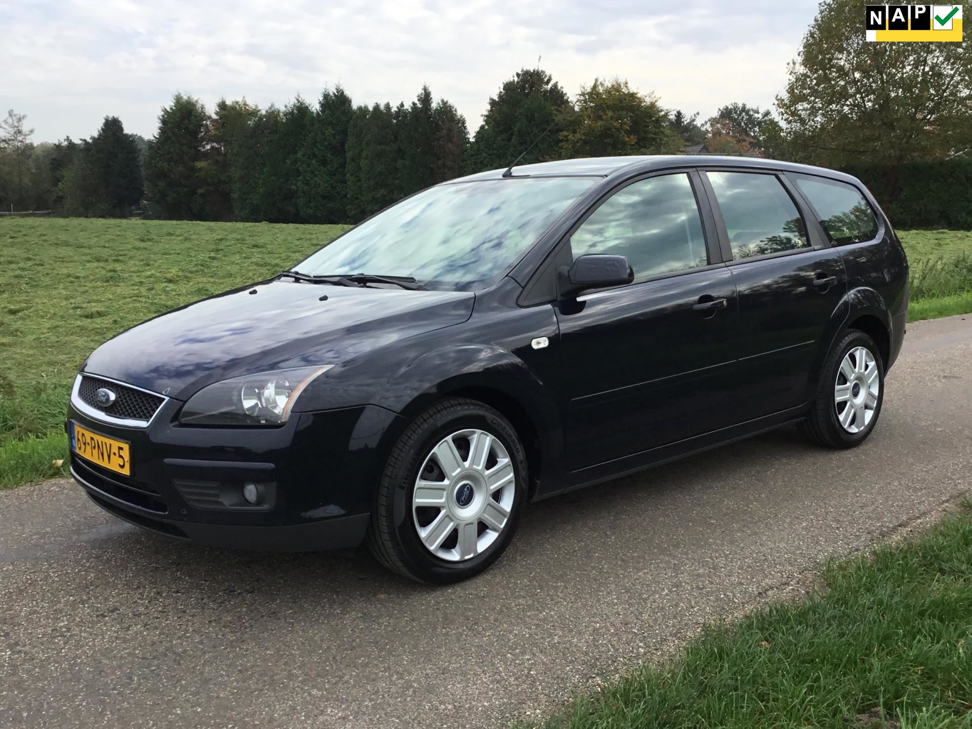 Ford Focus Wagon occasion - F. Klomp Auto's