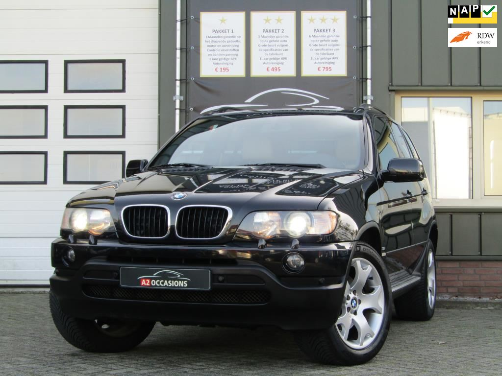 BMW X5 occasion - A2 Occasions