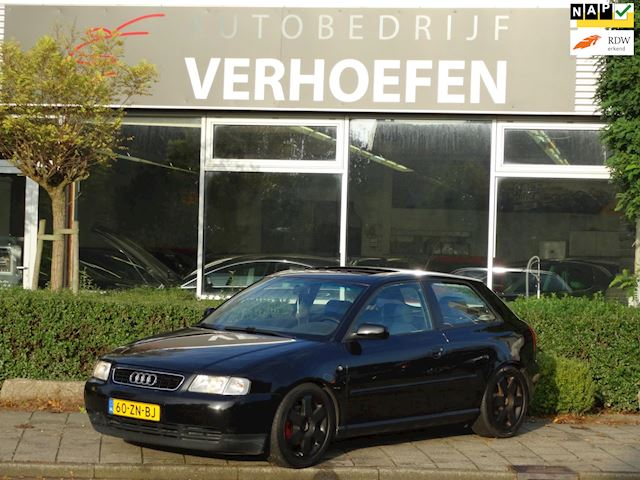 Audi A3 1.8 5V Turbo Attraction - PANORAMA - TURBO - CLIMATE CONTR - NIEUWE BLOKKEN & SCHIJVEN