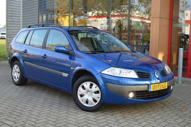 Renault Mégane Grand Tour 1.6-16V Business Line bj06 ECC cruise elec pak