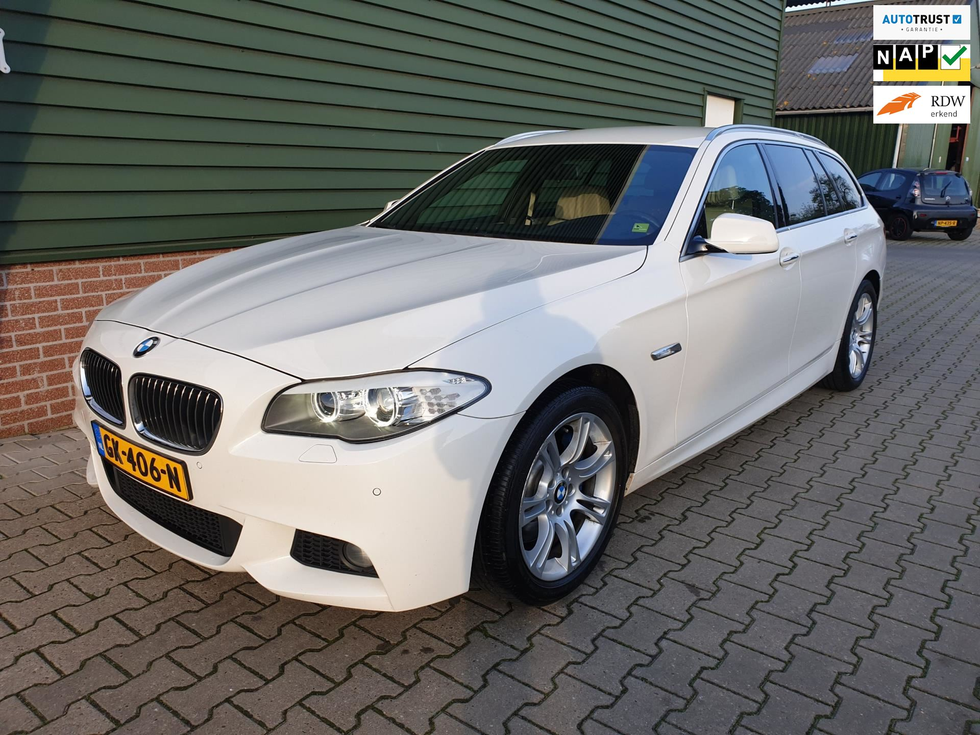 BMW 5-serie Touring occasion - Quality Design & Services