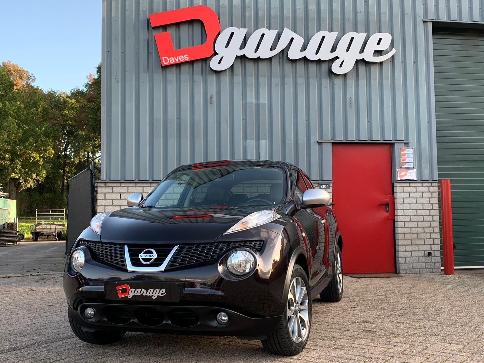Nissan Juke occasion - Dave's Garage