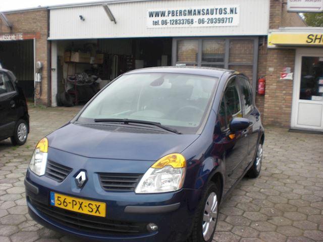Renault Modus 1.6-16V Dynamique Luxe ECC-AIRCO-BJ 2005-APK 10-2021