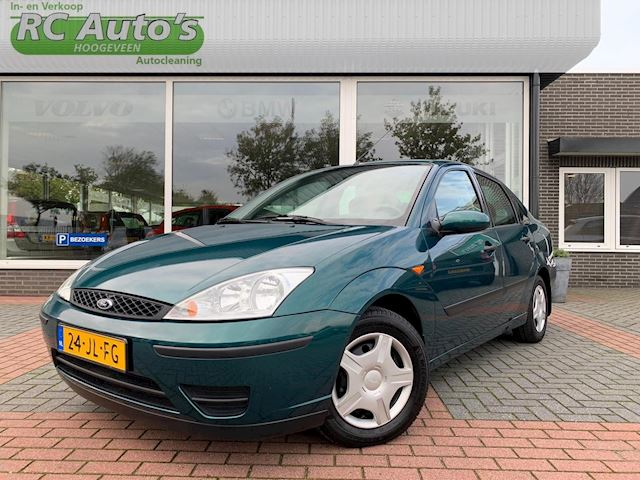 Ford Focus 1.4-16V Cool Edition AIRCO-NAP-TREKHAAK-NWE APK