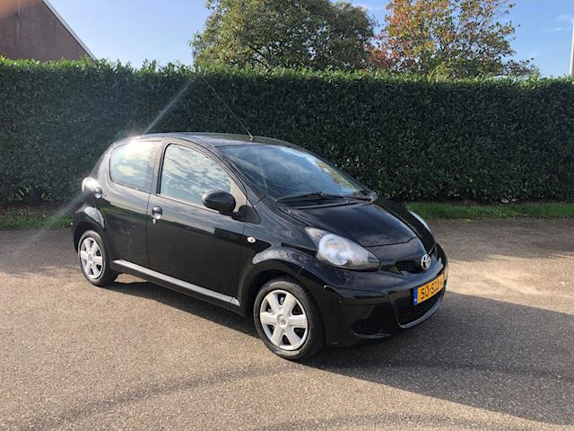 Toyota Aygo occasion - Bartels Auto's