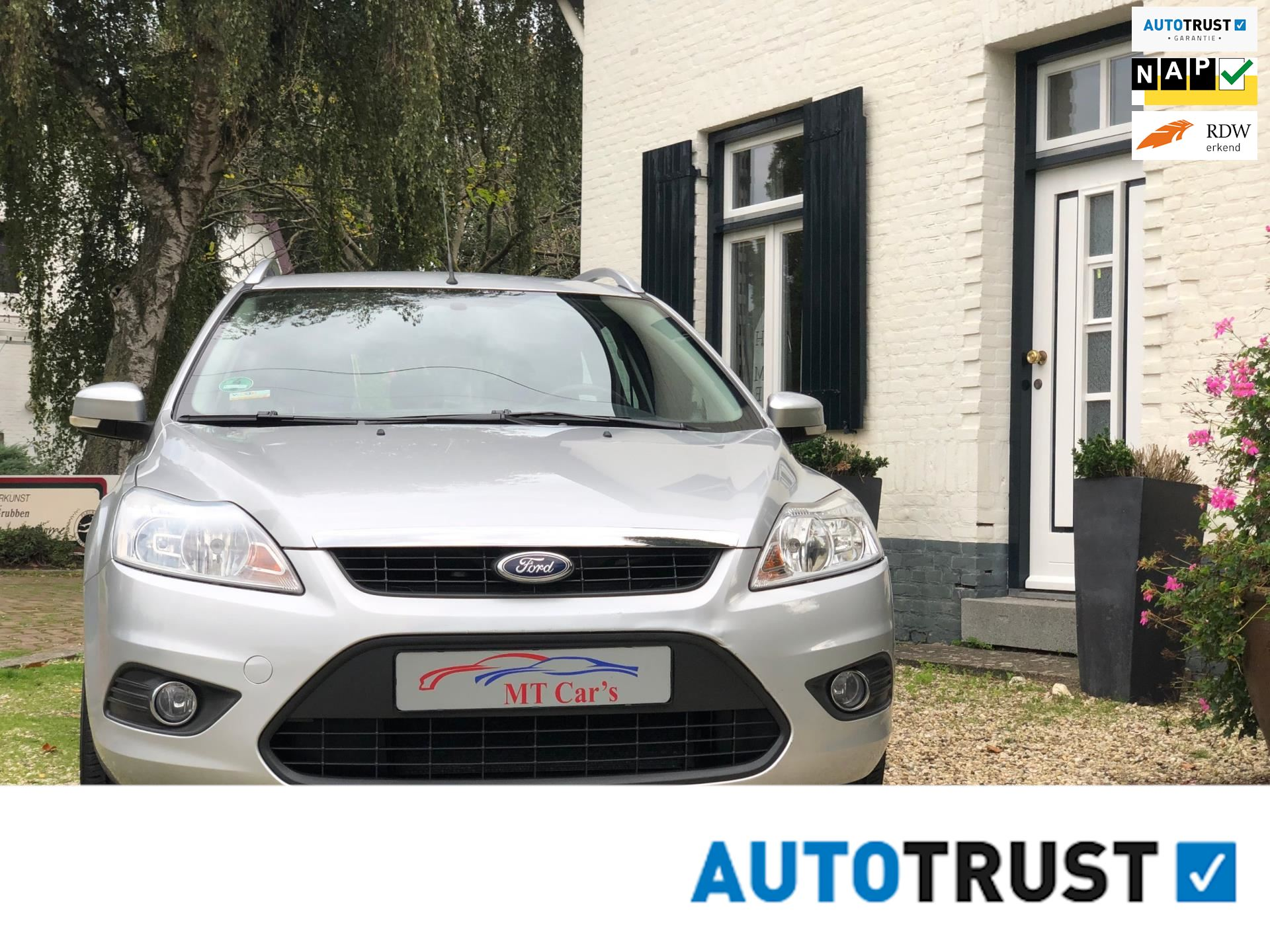 Ford Focus Wagon occasion - M.T.  Car's & Carcleaningcenter