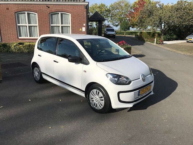 Volkswagen Up! 1.0 take up! BlueMotion 5 DEURS/ NAVI