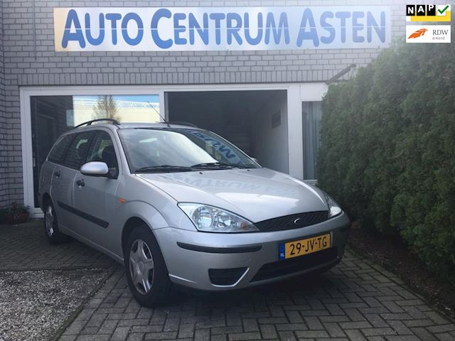 Ford Focus Wagon 1.6-16V Cool Edition Prachtige auto