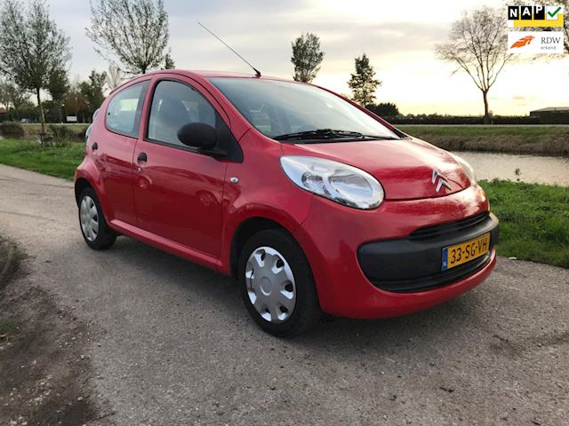 Citroen C1 1.0-12V Séduction 5-deurs, Nap, APK 29-10-2021!