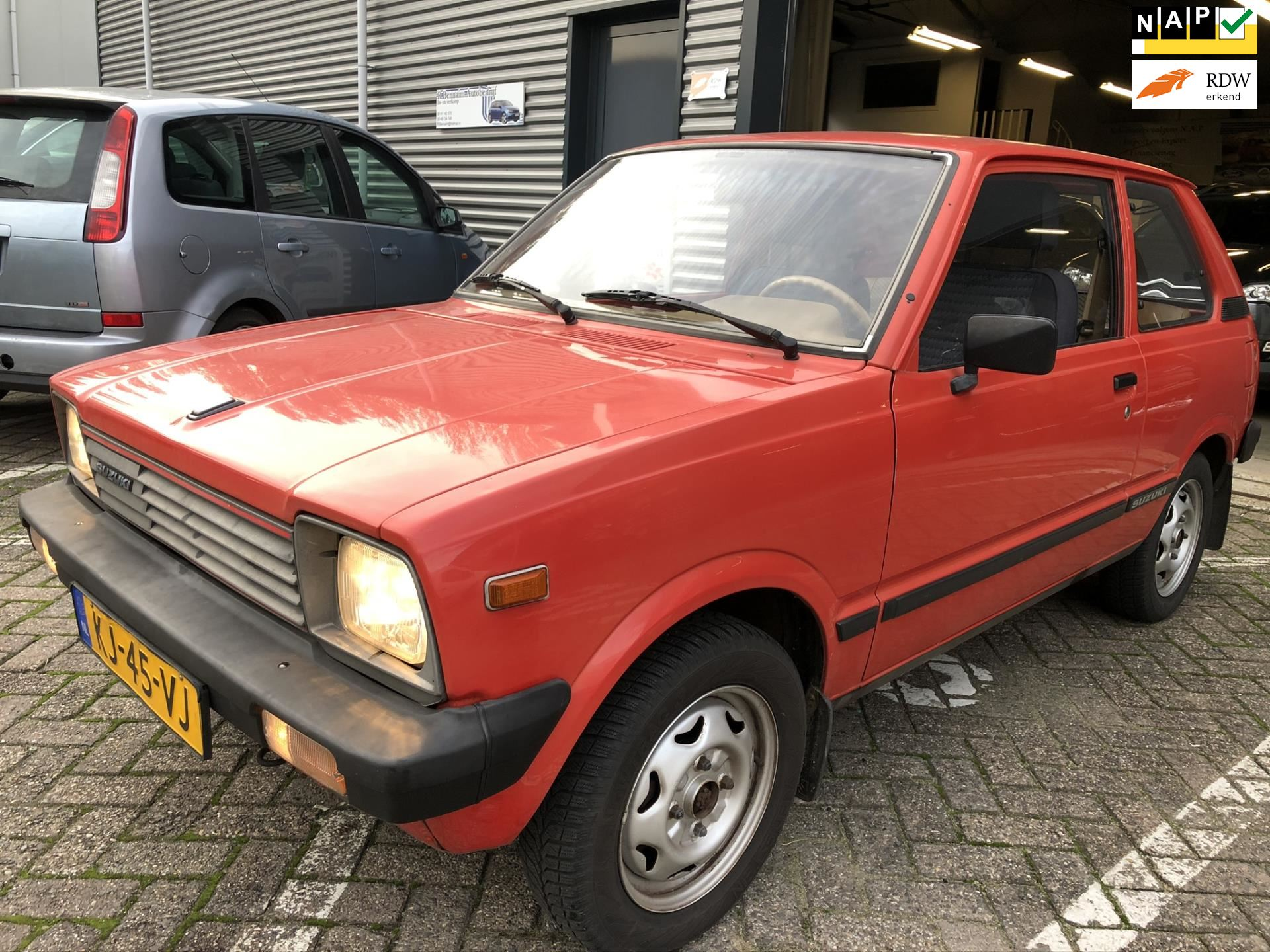 Suzuki Alto occasion - R. Bennaim Autobedrijf