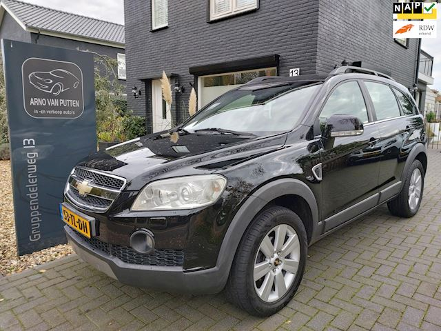 Chevrolet Captiva 3.2i Executive 7 - Persoons Automaat 4x4