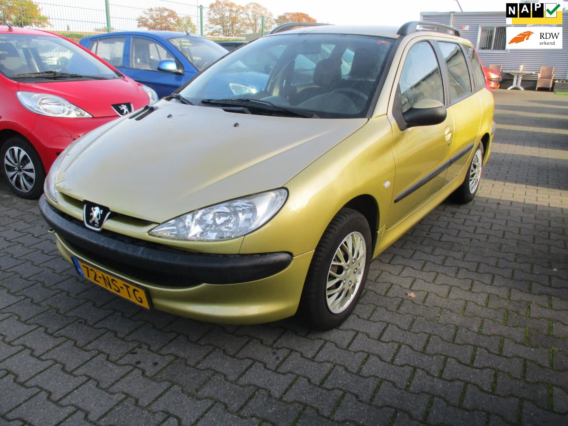 Peugeot 206 SW occasion - Harry Jakab Auto's