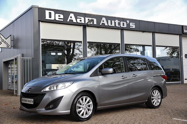 Mazda 5 2.0 Automaat 7P Cruise Pdc