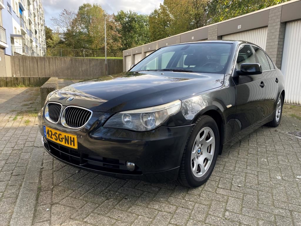 BMW 5-serie occasion - Van Hout Auto's