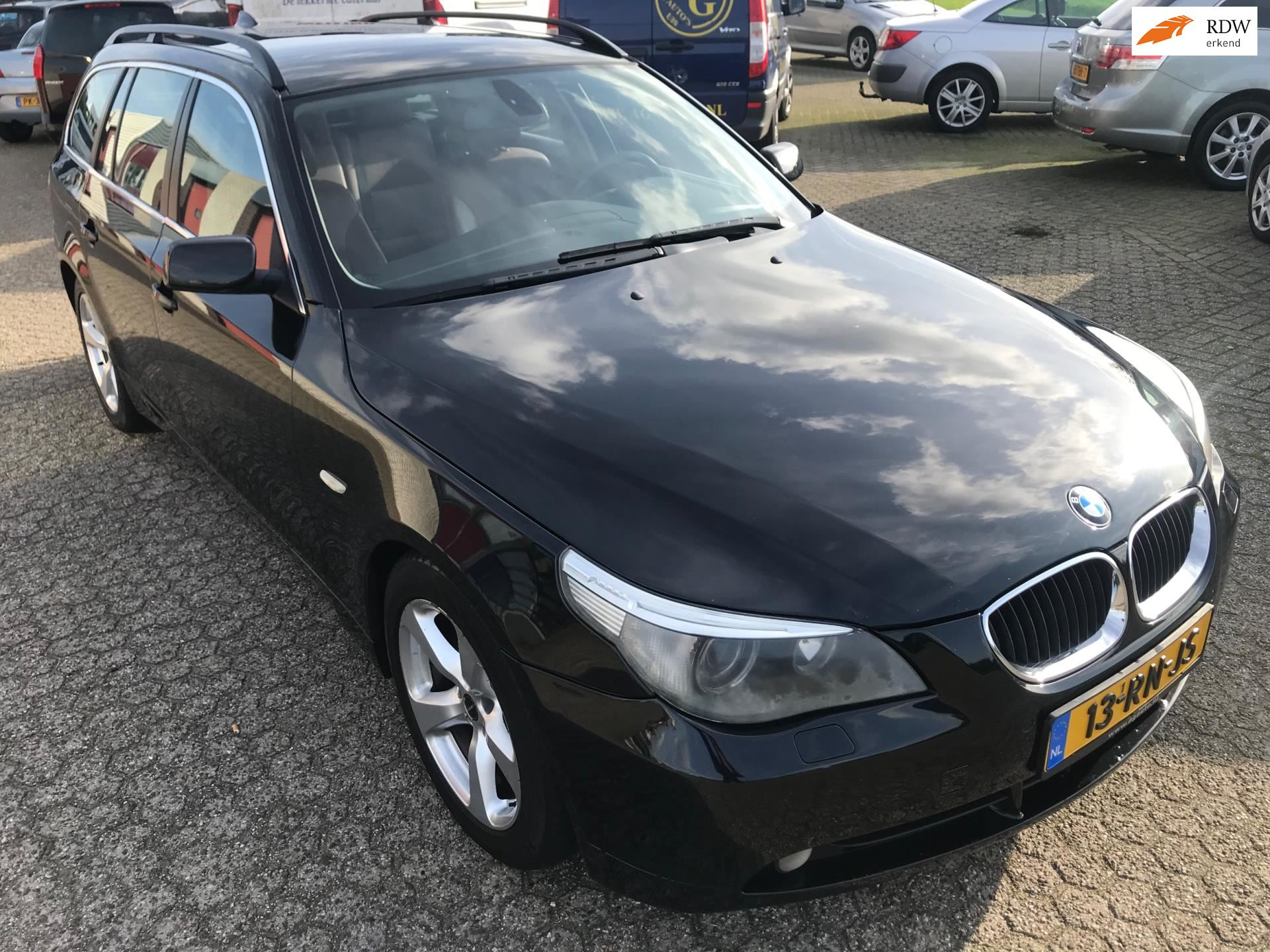BMW 5-serie Touring occasion - AG Auto's