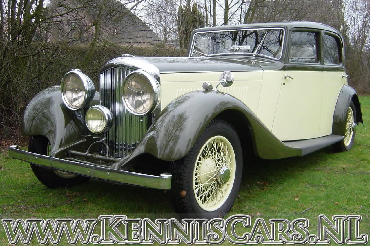 Bentley 1937 4.25 Sport Saloon occasion - KennisCars.nl