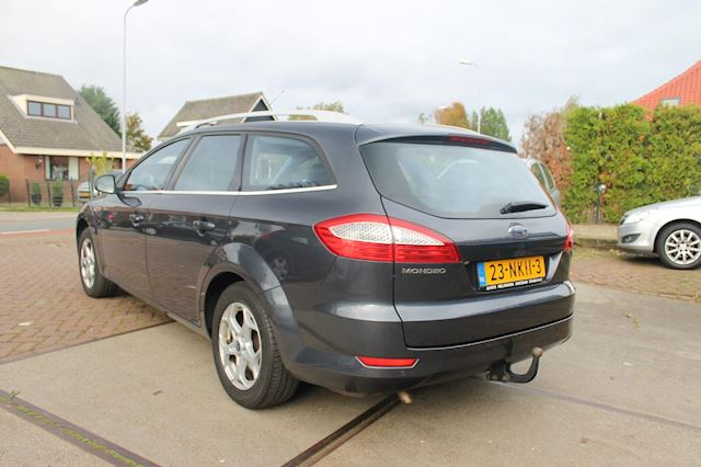 Ford Mondeo Wagon 2.0-16V Limited navi ecc cruise izgstaat