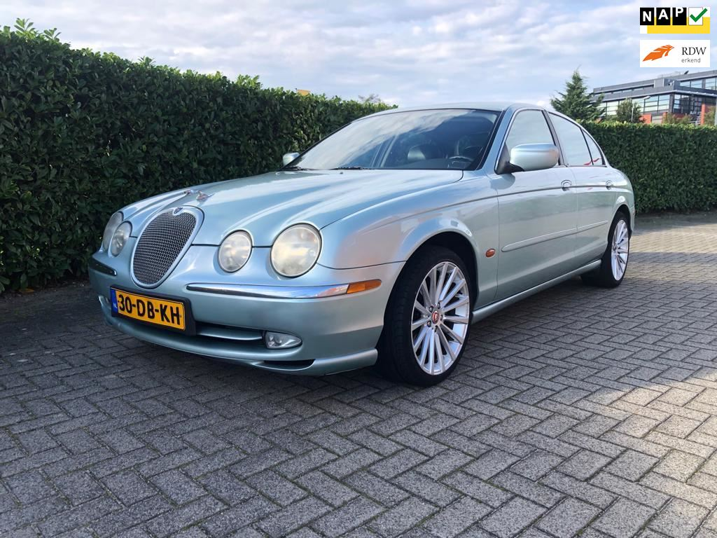 Jaguar S-type occasion - YoungTimersHolland
