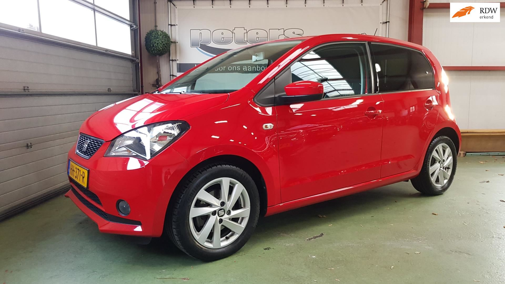 Seat Mii occasion - Peters Auto's