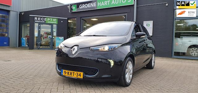 Renault ZOE Q210 Zen Quickcharge 22 kWh (ex Accu) /1STE EIG/5-DRS/NAVI/AIRCO/CAMERA/PDC!!