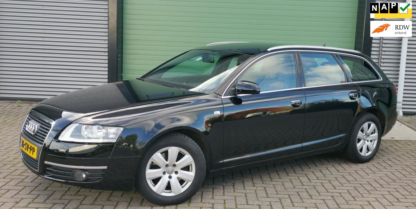 Audi A6 Avant occasion - Car Trade Nass