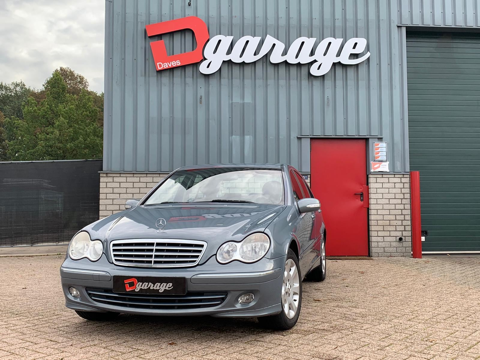 Mercedes-Benz C-klasse occasion - Dave's Garage