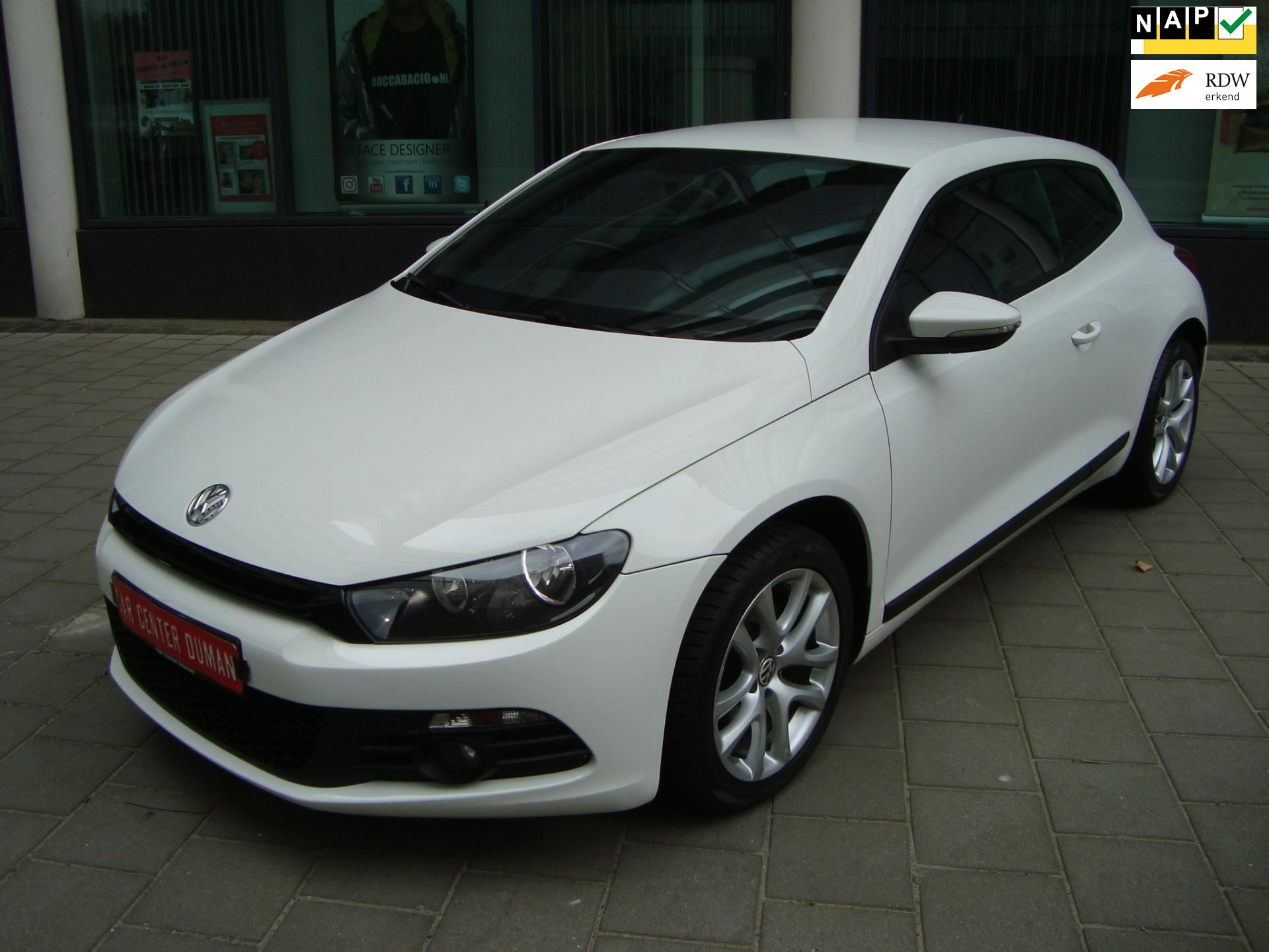 Volkswagen Scirocco occasion - Car Center S. Duman