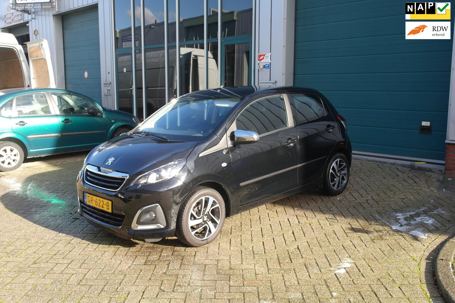 Peugeot 108 occasion - Wolters Autohandel