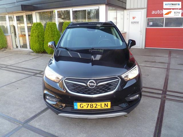 Opel Mokka X 1.4 Turbo Black Edition