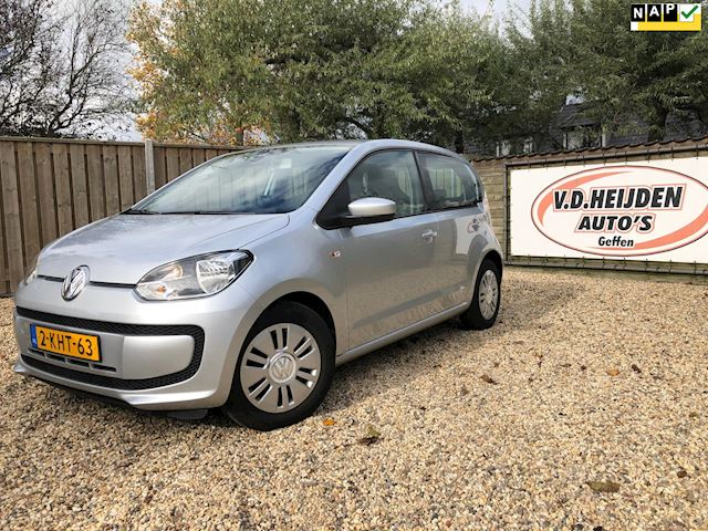 Volkswagen Up 1.0 move up BlueMotion Airco Navigatie