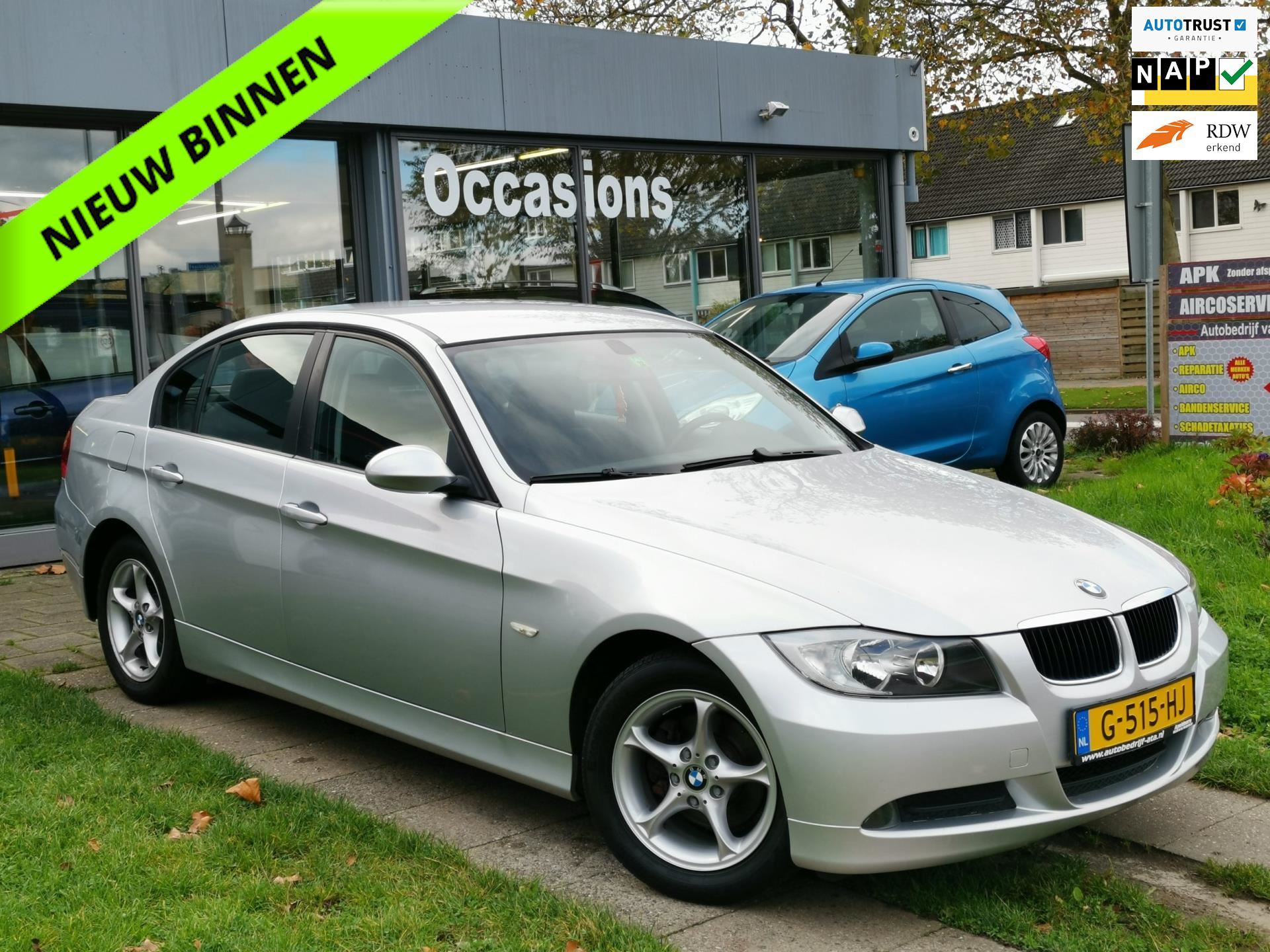 BMW 3-serie occasion - Loyaal Auto's