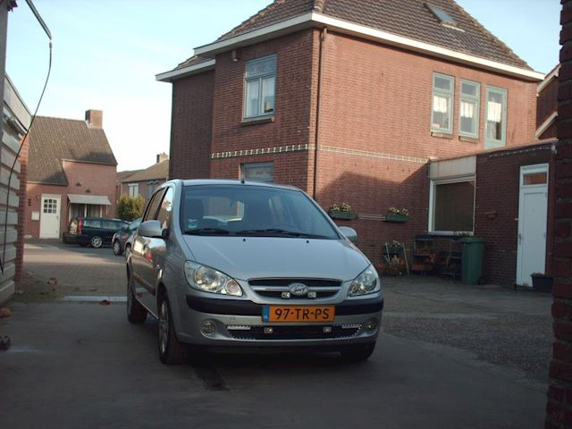 Hyundai Getz 1.4i Active Joy