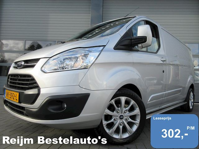 Ford Transit Custom 2.2 TDCI 155 pk L2H1 lang limited edition