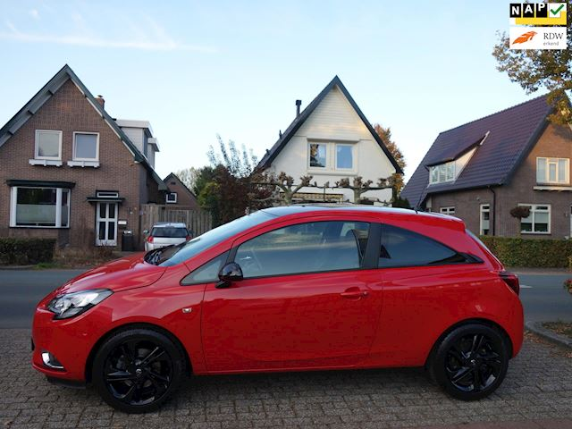 Opel Corsa 1.0 Turbo Color Edition Dealer onderhouden NAP.