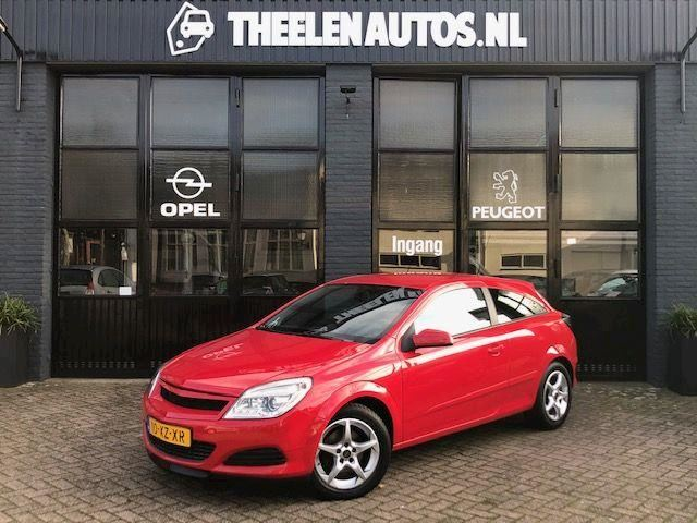 Opel Astra GTC 1.6 Business ,Led Koplampen, Clima