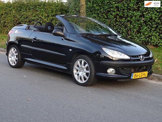 Peugeot 206 CC 1.6-16V