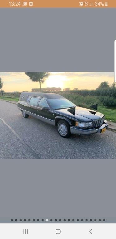 Cadillac CADILLAC occasion - Trendy Cars
