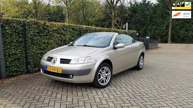 Renault Mgane coup cabriolet 2.0-16V Privilge Luxe ,Nieuwstaat